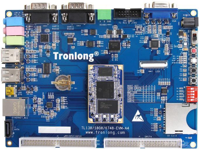 TL138-EVM开发板介绍