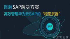 """【云图说】第124期 高效管理华为云SAP的""""秘密武器"""""""